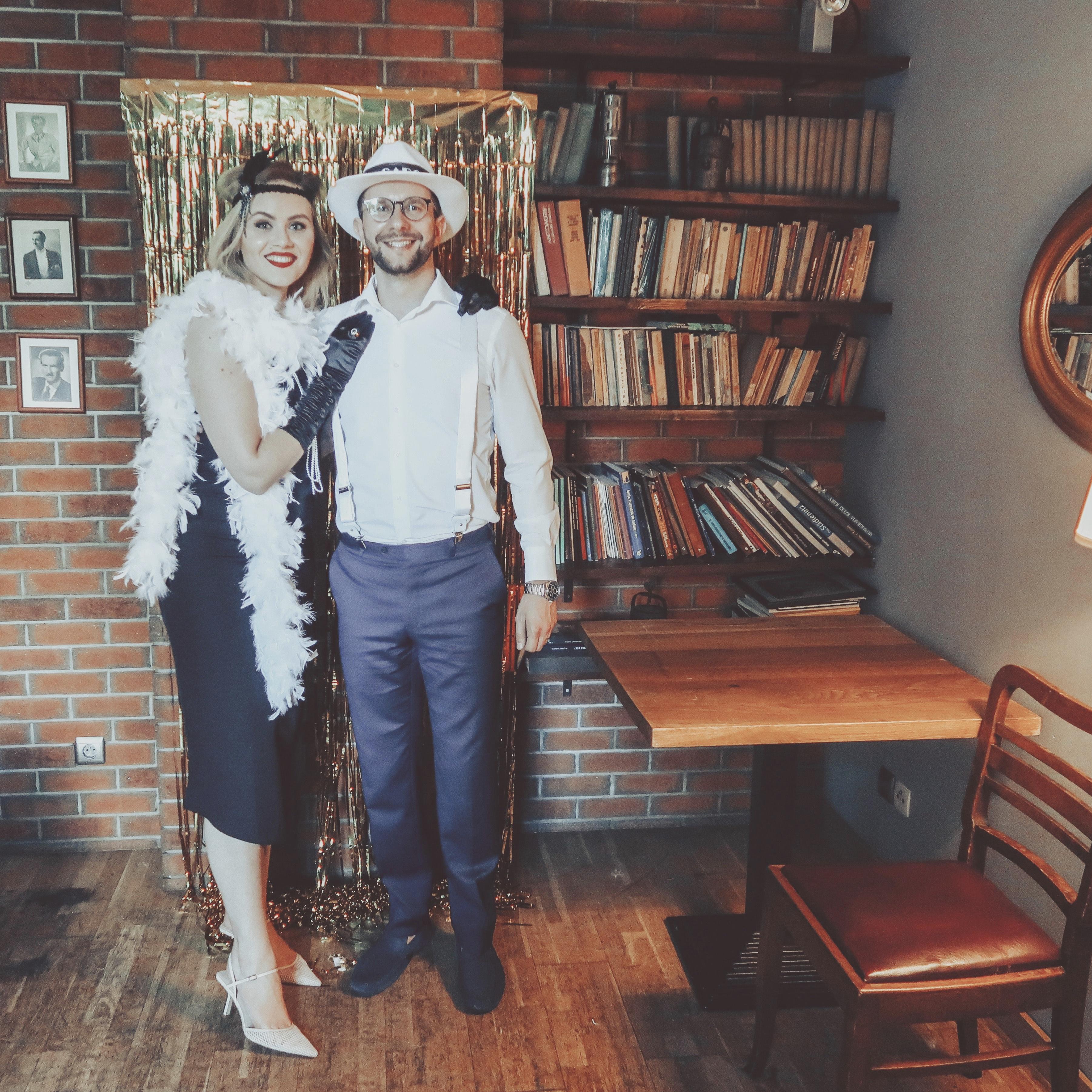 Urodzinowa niespodzianka, czyli impreza w stylu lat 20. & Wielki Gatsby