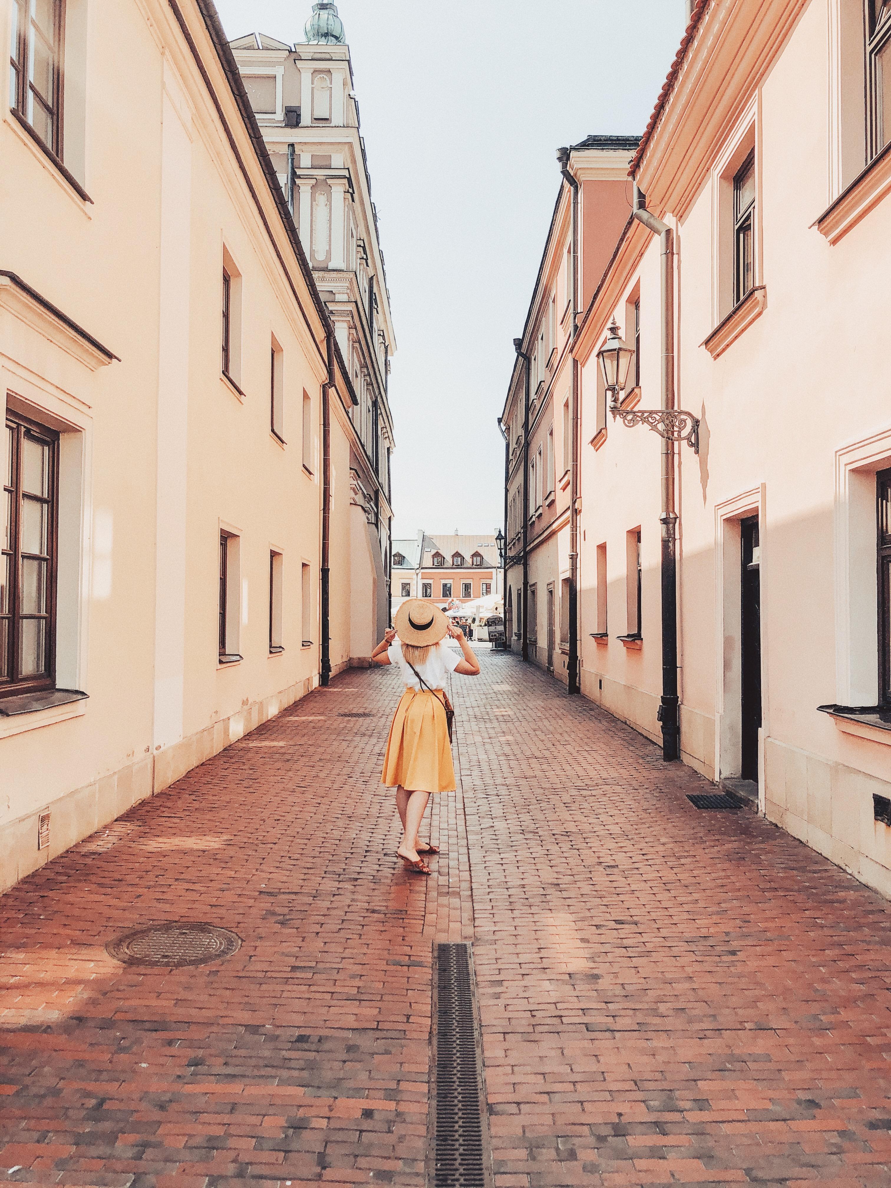 Sandomierz, Zamość, Lublin & Kazimierz Dolny - pomysł na weekend!