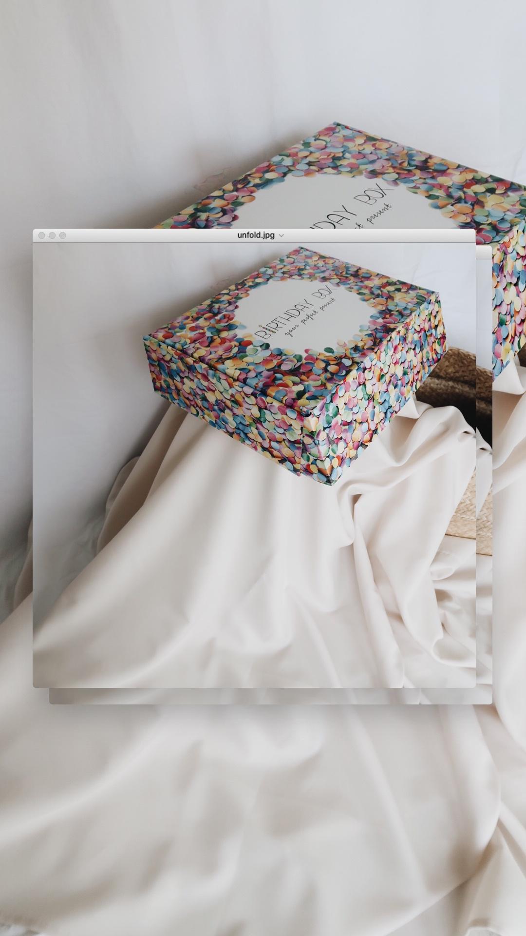 Birthday Box - gotowy pomysł na prezent 🤍