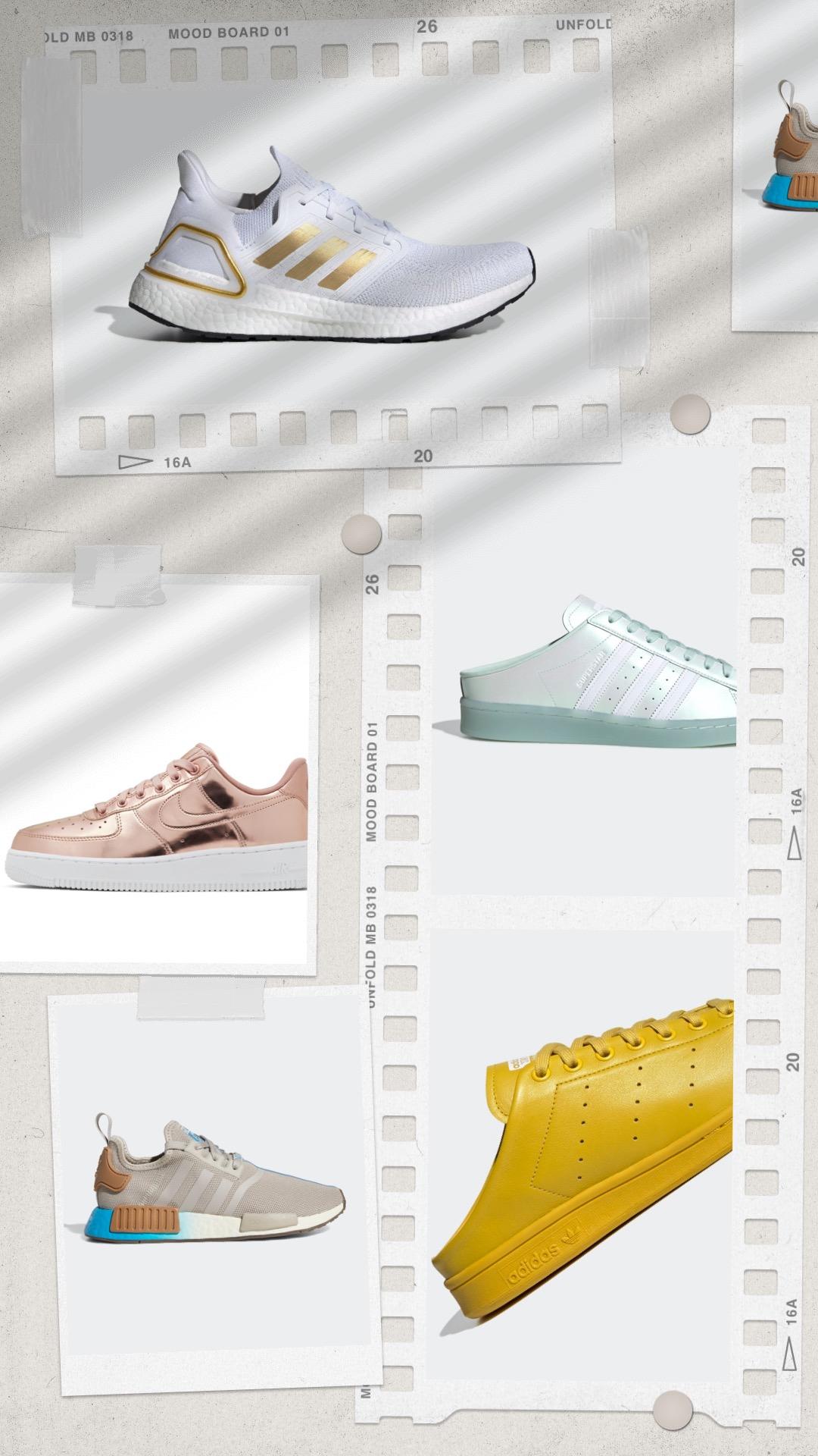 Letnie stylizacje z butami sportowymi? Tak!❤️